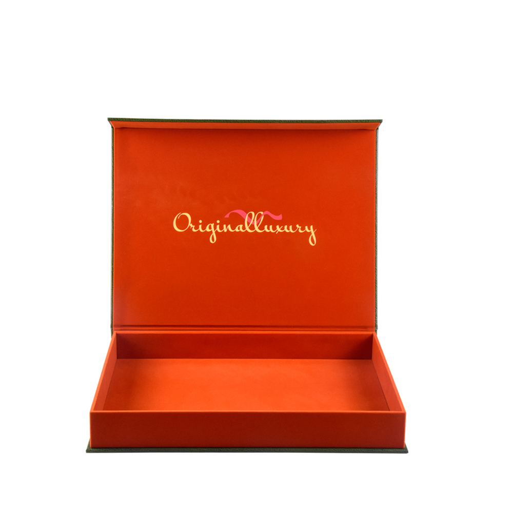 Exquisite customize leather tea packaging set gift box