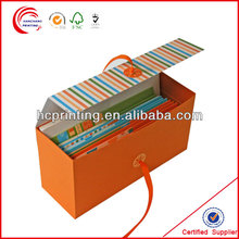 2014 special Belt paper packaging box