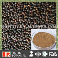 Pure Natural Black Pepper Extract/piperine 90% ,95%,98%