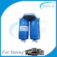 China Auto Lubrication System OEM 1105-00111 Bus Fuel Filter Assembly