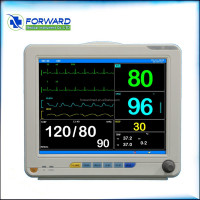 Heal force household handheld multiparameter patient monitor