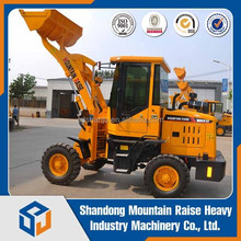 1000-1200kg competitive price zl12 mini wheel loader