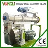 Jiangsu ISO supplier rabbit food feed pellet making machine