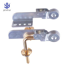 Jinpai 90-165 degrees 5 gears original design adjustable sofa headrest hinge cheap sofa headrest hinge conceal hinge