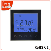 HY03WE Simple Operate Smart Highly Accuracy Weekly Programmable Room Floor Thermostat 12A/16A
