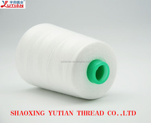 Chemical and Abrasion Resistant Continuous filament Polyester sewing thread