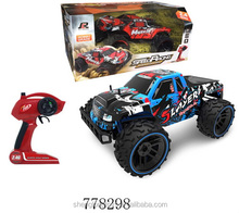 NEW 1:12 4 way remote control cross country car