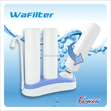 Three Stage Water Purifier for home water purification filter system