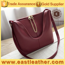E1959 Simple leisure PU leather bags hand bags ladies 2017