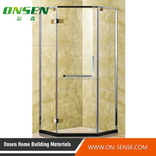 best design stainless steel shower enclosure