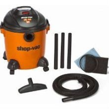 Shop-Vac 585-13-00 12 Gallon 4.5 HP Wet / Dry Vacuum