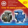rotary vane pump for diesel oil and gasoline transfer