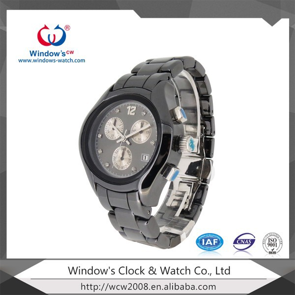 Window's men's brand swissing watches,Genuine leather watches men,unisex watch