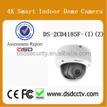 Smart Indoor Dome Poe 4K Camera Hikvision DS-2CD4185F-(I)(Z) best price