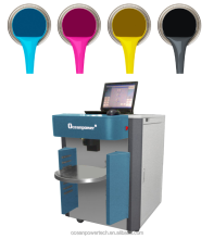 Oceanpower DMA16 automatic consequencial paint tinting color machine, computerized water based colorant machine