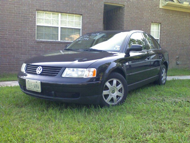 Volkswagen Passat used car