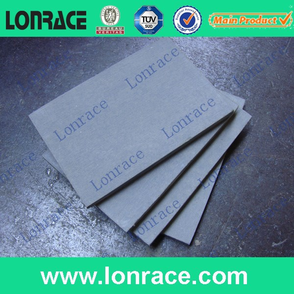 Particle exterior fiber cement board siding