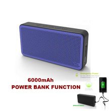 mini outdoor sport stereo V4.1 bluetooth wireless speaker for cellphone