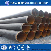 Anti- rust coating ssaw steel line pipe