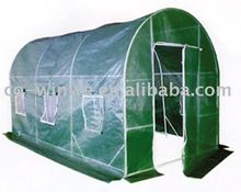 Outdoor Polytunnel Greenhouse