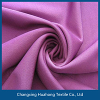 interlock knitting fabric/100 polyester interlock jersey fabric