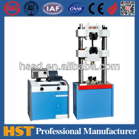 1000KN Computer Screen Display Hydraulic Loading Universal Testing Machine
