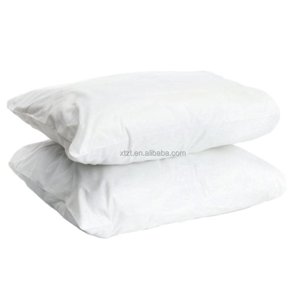 factory sale Xiantao Zhongtai disposable bulk neck pillow case cover