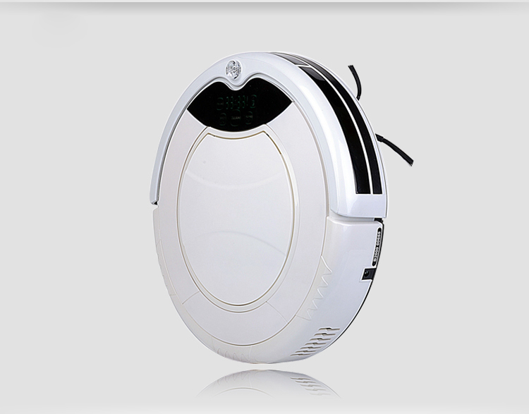 Mini intelligent smart factory robotic vacuum cleaner,rechargeable battery for vacuum cleaner