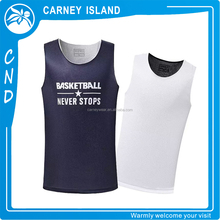 custom wholesale cheap reversible basketball jersey uniforms