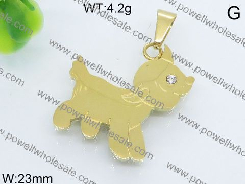 Wholesale Jewelry Best Selling good quality good market dear pendant charm