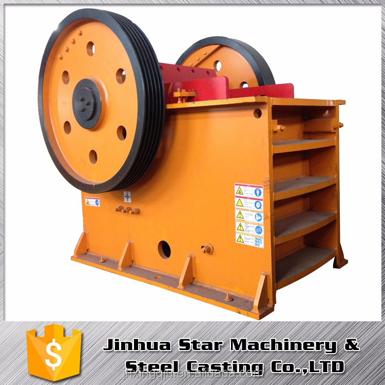 Road construction Low power consumption can crusher