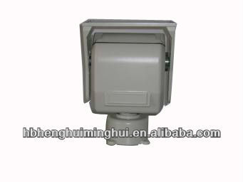 All weather pan and tilt motorized head ip66 ourdoor pan for Pan and tilt head motorized