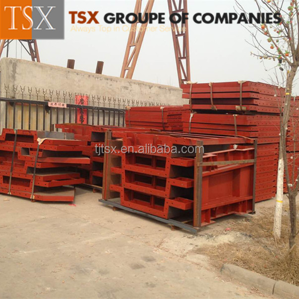 Tianjin TSX Group Sawn Formwork, Used Formwork for Sale