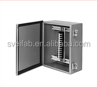 precision custom waterproof aluminum electric meter box