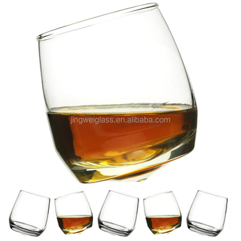 Wholesale Glassware Bar Rocking Whiskey Glasses
