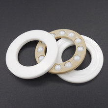 Full ceramic bearing ZrO2 thrust ball bearings with all size