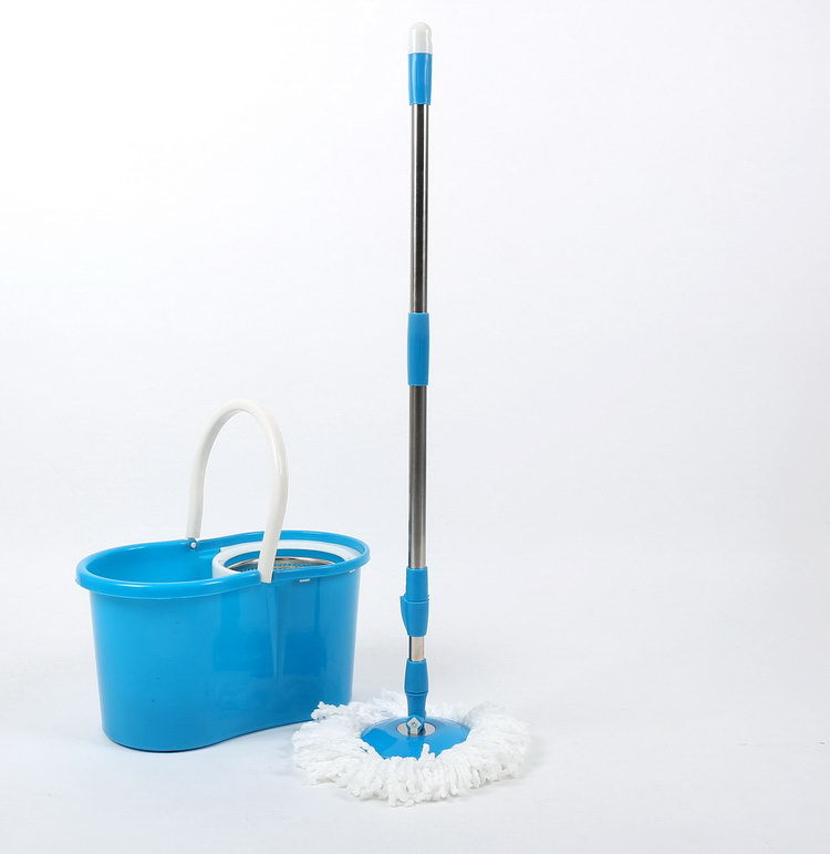Durable best-selling hand press 360 degree round mop