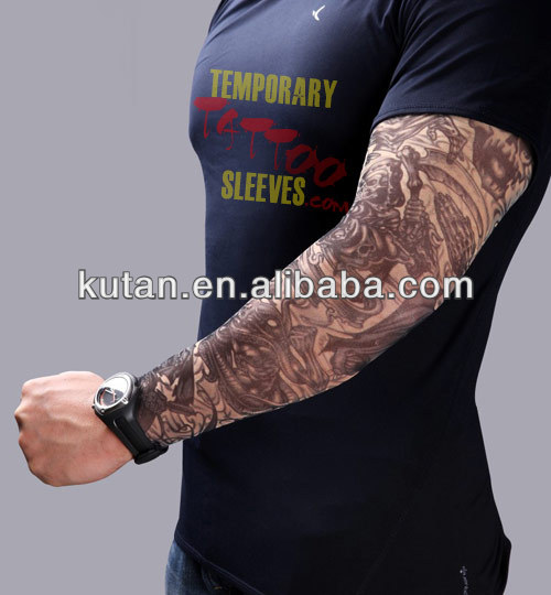 Temporary Body Arm Stockings Fashion Accessories Tattoo Sleeve