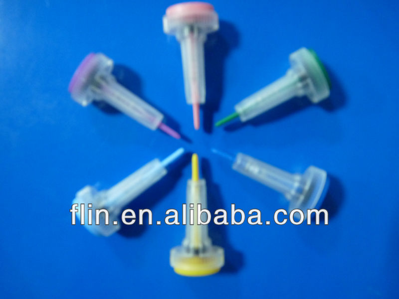 safety sterile blood lancet