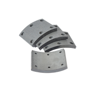 Hot selling winch brake lining