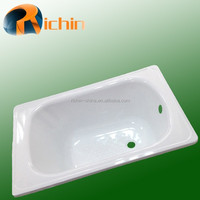 1200*700*360 mm porcelain enamelled steel bathtub