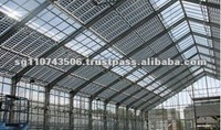 Singapore Highest Standard Double-glazed BIPV Module Building Integrated Photovoltaic
