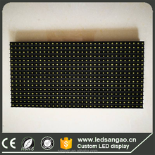 LED Dot Matrix 32X16 Led Display Module Dot Matrix P6 Rgb Led Display Full Color P6 Rgb Led