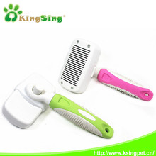 Free sample 2017 best selling products pet nail clipper with safety guard dog grooming