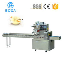 factory price flat breads packing equipment meat wrapping machines