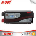 120v 60hz 1kw 24v Inversor 24v dc to ac 220v 1kw solar power inverter for home appliances