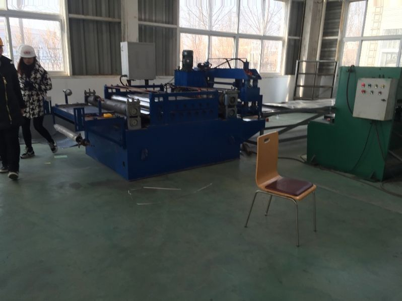 Standard Color Steel Sheet Shutter Door angle cut 45 degree metal cutting band saw machine