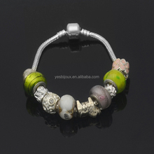 promotional diy Bracelet in antique silver yesbijoux jewelry USA JEWELRY
