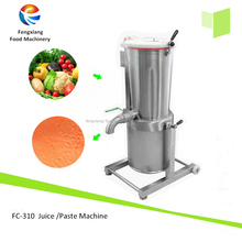 Stainless steel juice extractor,juice blending machine,fruit and vegetable paste making machine with 30 L