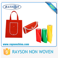 100% Virgin Material Non Woven Foldable Shopping Bag
